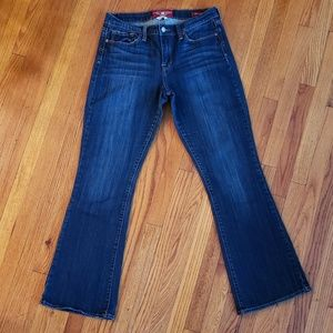 Lucky Brand Sofia Boot Denim Jeans